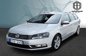 VW Passat 2.0 TDI BlueMotion Technology Variant (170hk)