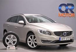 Volvo V60 D3 Momentum/ D-Värme/ S+V Hjul/ 150hk