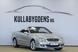 Mercedes-Benz CLK 200 Kompr. Cab Automat Avantgarde