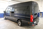 Volkswagen Crafter 2.0TDI 7-SIts Drag