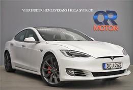 Tesla Model S P90D (770hk)