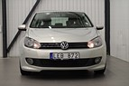 VW Golf VI 1.6 MultiFuel E85 5dr (102hk)