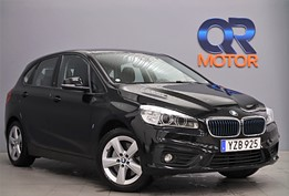 BMW 225xe Active Tourer / GPS / Head-up / S+V Hjul /224hk