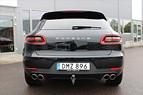 Porsche Macan S Diesel EU6 Drag Värmare Sv.Såld