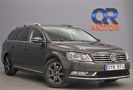VW Passat 2.0 TDI BlueMotion Technology Variant 4Motion (170hk)
