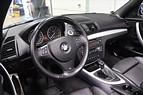 BMW 135 i Cab / M-Sport / Manuell / Läder 306hk