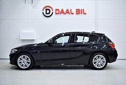 BMW 118D M-SPORT 150HK FULLSERV.BMW VÄLSKÖTT