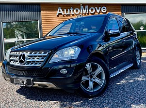 Mercedes ML 320 CDI AWD (224hk)