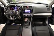 Subaru Outback 2.5i 173hk 4wd Ridge Aut Lineartronic Eu6 Drag*Motorvärmare