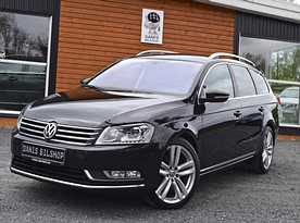 VW PASSAT 2,0TDI 170HK GT/ 4Motion/ Premium paket/ Blue-Motion Technology/ Navigation