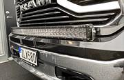 Dodge Ram 1500 Luftfjädring Longhorn Edition!