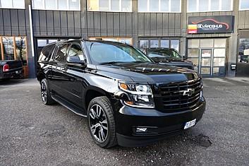 Chevrolet Suburban Premier 8-Sits RST Flexifuel 4WD, Omg lev!