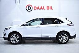 Ford Edge 2.0 TDCI AWD 210HK TITANIUM D-VÄRM NAVI KAM DRAG