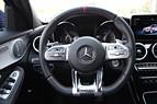 Mercedes C 43 AMG 4M 390hk Sv.Såld 1862mil