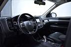 Mitsubishi Outlander 2.0 PHEV 203HK 4WD BACKKAM FULLSERV.