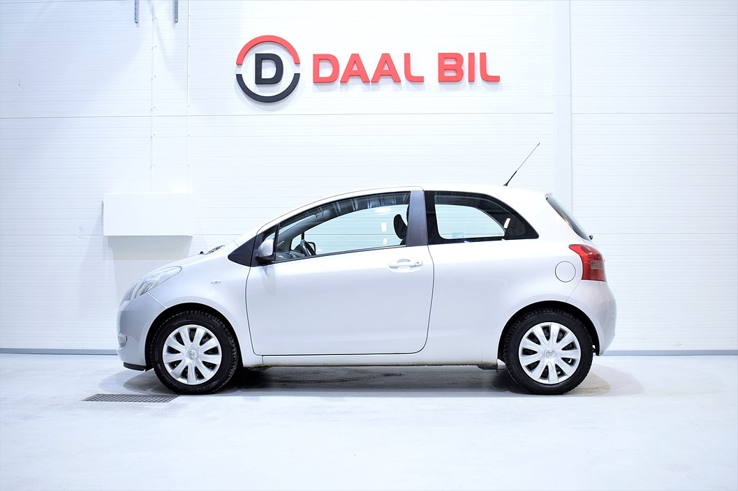 Toyota Yaris 1.3 87HK FULLSERV.TOYOTA 1-ÄGARE M-VÄRM
