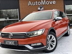 VW PASSAT ALLTRACK 4 MOTION AUTOMAT