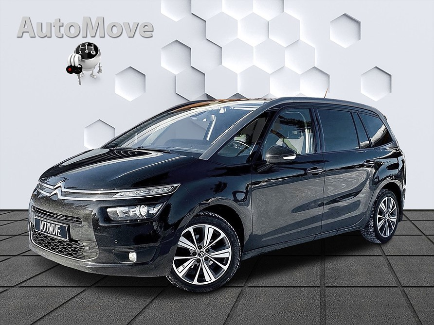 Citroën C4 Picasso 1.6 HDi EGS 7-sits 114hk