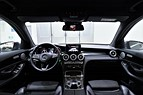 Mercedes GLC 350 E 4M 327HK BURMESTER LUXURY.PKT DRAG
