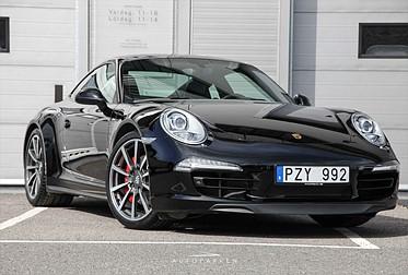 Porsche 911/991 Carrera 4S Coupé 400hk