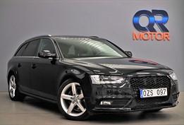 Audi A4 2.0 TDI quattro / Comfort / Dragkrok / Sport 177hk