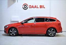 Volvo V60 D4 163HK R-DESIGN TAKLUCK NAVI VOC DRAG