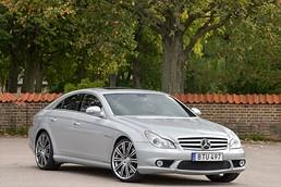 Mercedes-Benz CLS 55 AMG V8 Kompressor