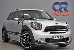 MINI Cooper S ALL4 Countryman (190hk)
