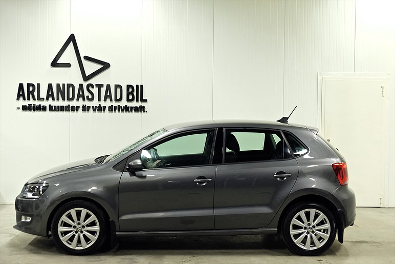 VW Polo TSI 105hk Aut GT / 1års garanti