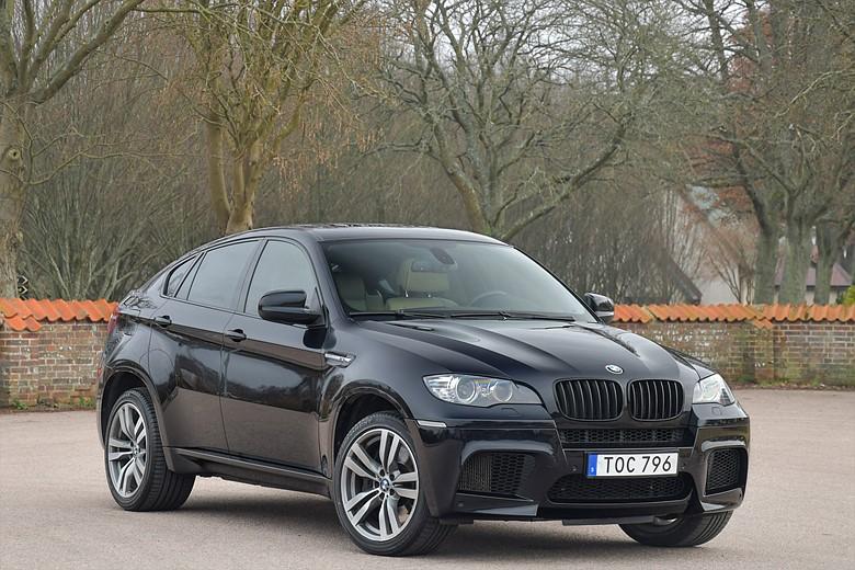 BMW X6 M V8 (555hk) xDrive Automat