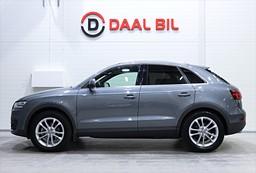 Audi Q3 2.0 TDI QUATTRO SPORT 177HK DRAG M-VÄRM P-SENS BT