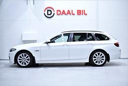 BMW 520d 184HK XDRIVE DRAG M.VÄRM E6 NY.SERVAD