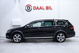 VW Passat ALLTRACK 2.0 TDI 177HK 4M D-VÄRM NAVI KAMERA