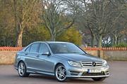 Mercedes-Benz C 220 CDI Automat AMG Sedan