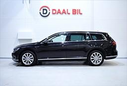 Volkswagen Passat GTE 1.4 218HK MOMS HYBRID SE.UTR! FULLSERV.