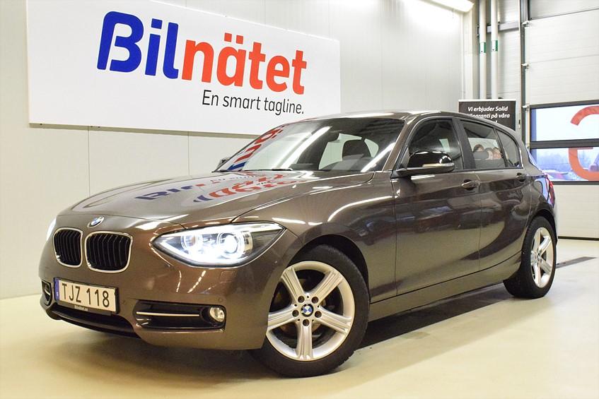 BMW 118 D Adv Comfort Edit Navi Drag Taklucka