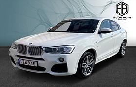 BMW X4 xDrive35d F26 (313hk)