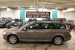 Volvo V70 1.6 DRIVe 109hk Ny Kamrem Momentum Dragkrok