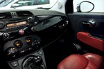 Fiat 500 1,2 69hk Läder /Cabriolet