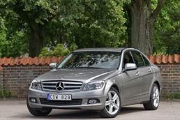 Mercedes-Benz C 350 Elegance Aut / Navi