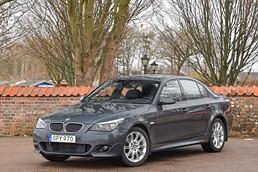 BMW 525i xDrive M-sport Sedan