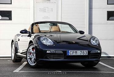 Porsche Boxster S 987 3.2 280hk