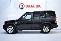 Land Rover DISCOVERY 3.0 245HK 4WD HSE FULLSERV.RANGE SE.UTR!