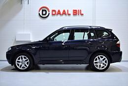 BMW X3 3.0 218HK M-SPORT XDRIVE PANO NAVI BMWSERV