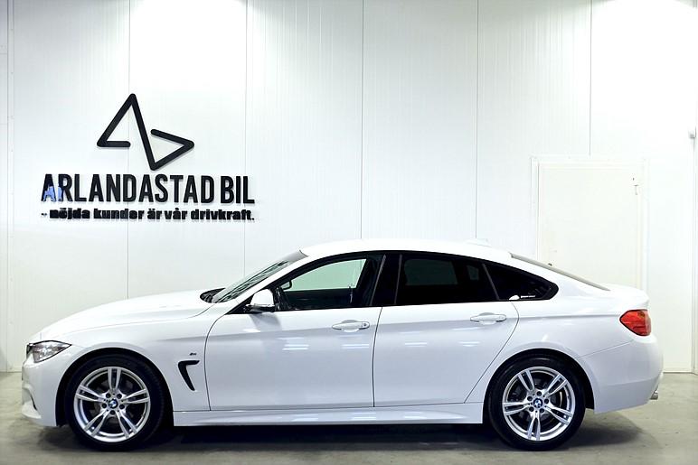 BMW 420d d 190hk Gran Coupé Aut /M Sport