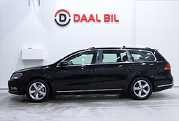VW Passat VARIANT 2.0 TDI 4M 140HK D-VÄRM KAM DRAG