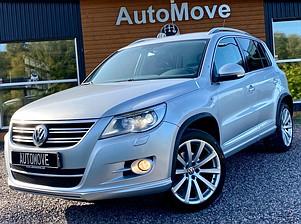 VW Tiguan 2.0 TSI R-Line 4Motion (200hk)