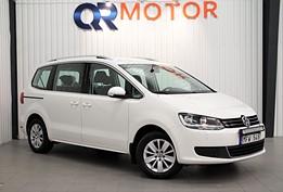 Volkswagen sharan 2.0 TDI Masters 4Motion 7-sits 140hk