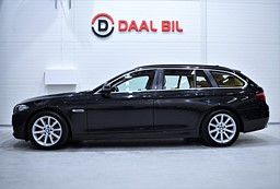 BMW 520D 190HK X-DRIVE DRAG NYSERVAD D.VÄRMARE