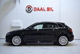 Audi A3 SPORTBACK E-TRON 1.4 204HK S-LINE MOMS B&O SE.UTR